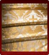 Metallic Brocade Fabric - 560-WS-GS-GM