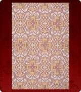 Metallic Brocade Fabric - 565-WS-BR-GM