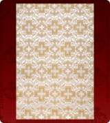 Metallic Brocade Fabric - 565-WS-WS-GM