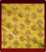 Metallic Brocade Fabric - 570-GS-BR-GM