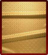 Metallic Brocade Fabric - 575-GS-GS-GM
