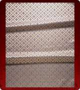 Metallic Brocade Fabric - 575-WS-DB-GM