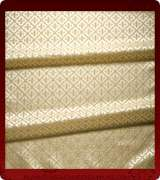 Metallic Brocade Fabric - 575-WS-WS-GM