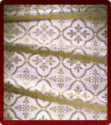 Metallic Brocade Fabric - 590-WS-WS-GM