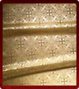 Metallic Brocade Fabric - 595-WS-GS-GM