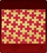 Metallic Brocade Fabric - 315-RD-NO-GM