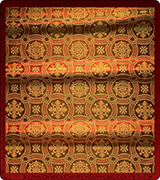 Rayon Brocade Fabric - 810-RD-NO-GS