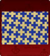 Metallic Brocade Fabric - 315-DB-NO-GM