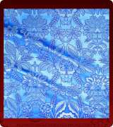 Metallic Brocade Fabric - 555-LB-DB-SM