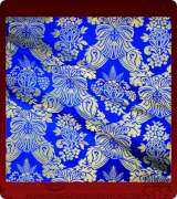 Metallic Brocade Fabric - 630-LB-GM-GM
