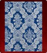 Metallic Brocade Fabric - 630-LB-SM-SM