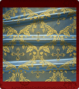 Rayon Brocade Fabric - 815-LB-NO-GS