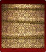 Metallic Brocade Fabric - 450-PR-PR-GM
