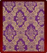 Metallic Brocade Fabric - 630-PR-PR-GM