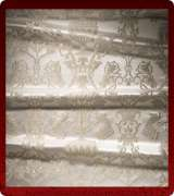 Metallic Brocade Fabric - 365-WS-WS-SM