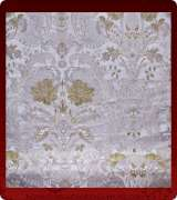 Metallic Brocade Fabric - 490-WS-WS-SM