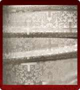 Metallic Brocade Fabric - 540-WS-WS-SM