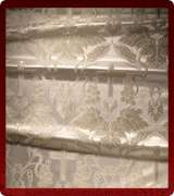 Metallic Brocade Fabric - 560-WS-WS-SM