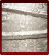 Metallic Brocade Fabric - 580-WS-NO-SM
