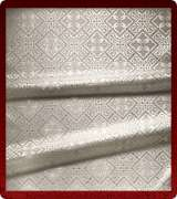 Metallic Brocade Fabric - 610-WS-WS-SM