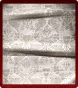 Metallic Brocade Fabric - 615-WS-WS-SM