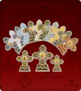Royal Door Crosses - 212L