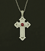 Pectoral Cross - 43480