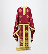 Embroidered Priest Vestment - 43597