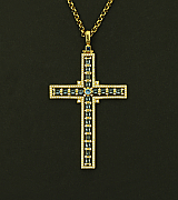Pectoral Cross - US43468