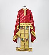 Woven Priest Vestment - 43125