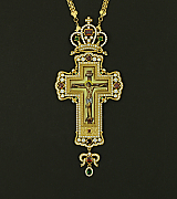Pectoral Cross - 43256
