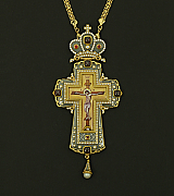 Pectoral Cross - US43258