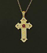 Pectoral Cross - 43479
