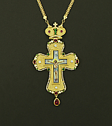 Pectoral Cross - US43176