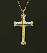 Pectoral Cross - US43476