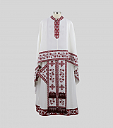 Woven Priest Vestment - 575