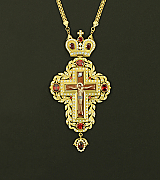 Pectoral Cross - US43190