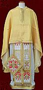 Woven Priest Vestment - 580
