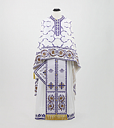Woven Priest Vestment - US43526