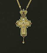 Pectoral Cross - US43234
