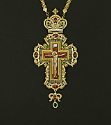 Pectoral Cross - US43250