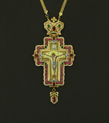 Pectoral Cross - US43230