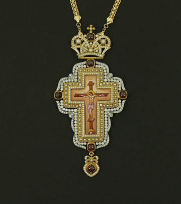 Pectoral Cross - 43238