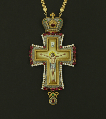 Pectoral Cross - US43240