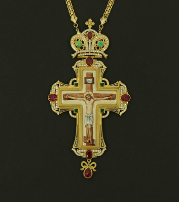 Pectoral Cross - 43268