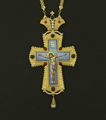 Pectoral Cross - 43262