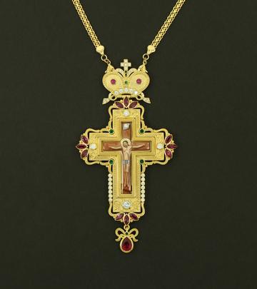 Pectoral Cross - 43150