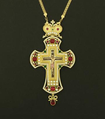 Pectoral Cross - 43154
