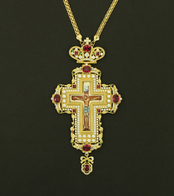 Pectoral Cross - US43155