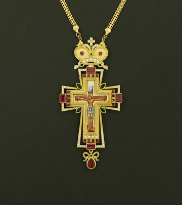 Pectoral Cross - 43169